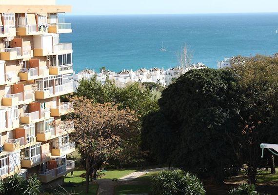 appartement vista mar benalmadena